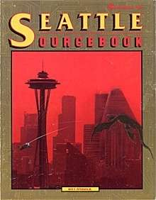 Shadowrun Seattle Sourcebook