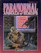 Shadowrun: Paranormal Animals of Europe