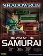 Shadowrun: The Way of the Samurai
