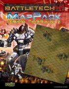 BattleTech: MapPack: Open Terrain #2