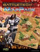 BattleTech: MapPack: Woodland