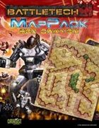 BattleTech: MapPack: Box Canyon