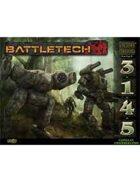BattleTech: Technical Readout: 3145 Capellan Confederation