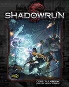 Shadowrun: Fifth Edition Core Rulebook