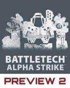BattleTech: Alpha Strike Preview 2