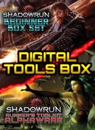 Shadowrun: Digital Tools Box