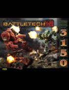BattleTech: Technical Readout: 3150