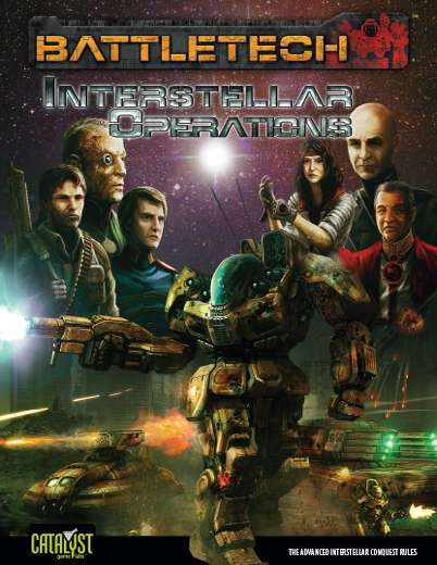 BattleTech: Interstellar Operations - BETA