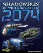 Shadowrun: Runner's Black Book 2074
