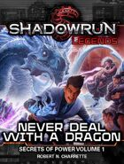Shadowrun Legends: Secrets of Power Trilogy [BUNDLE]