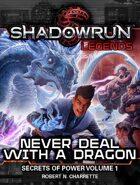 Shadowrun Legends: Secrets of Power Trilogy [BUNDLE]