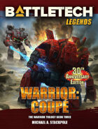 BattleTech Legends: Warrior: Coupé (The Warrior Trilogy, Book Three)