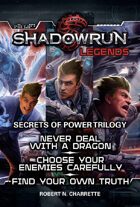 Shadowrun Legends: Secrets of Power Box Set