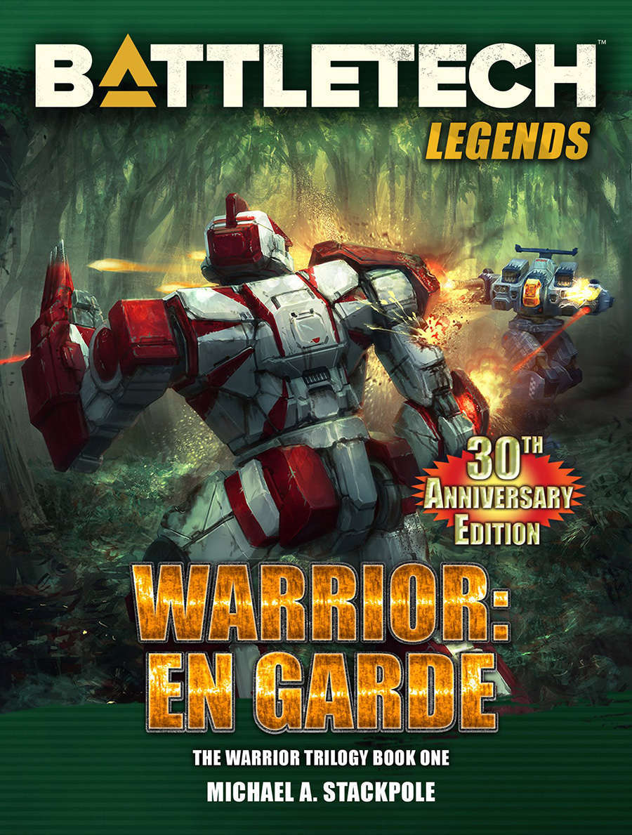 The Warrior Trilogy [BUNDLE] - Catalyst Game Labs | BattleTech