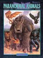 Shadowrun: Paranormal Animals of North America