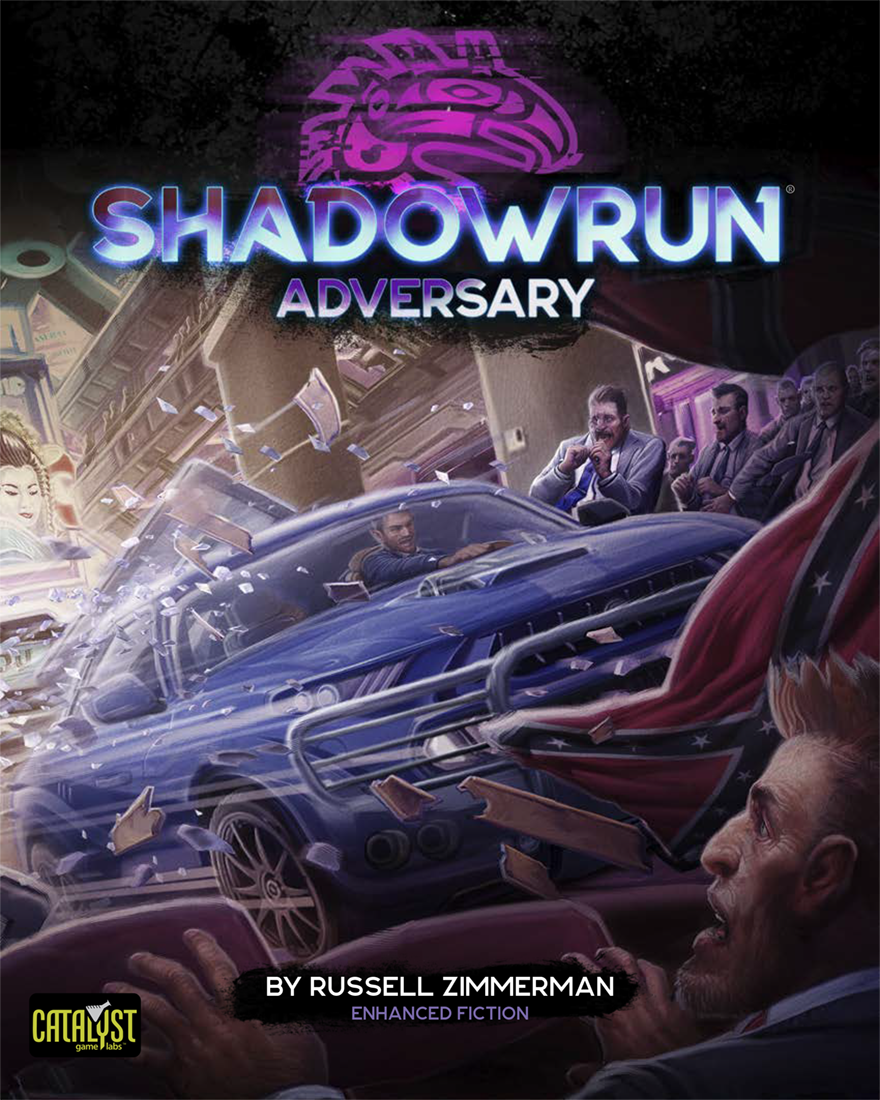 Shadowrun: Adversary (Enhanced Fiction)