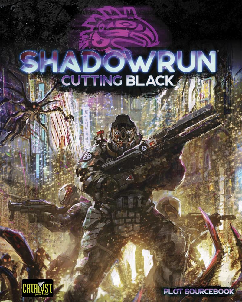 Couverture de Cutting Black