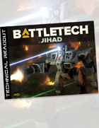 BattleTech: Technical Readout: Jihad