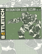 BattleTech: Recognition Guide: ilClan Vol. 4