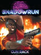 Shadowrun: Gun Rack (Weapon Cards)