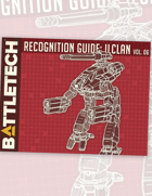 BattleTech: Recognition Guide: ilClan Vol. 6