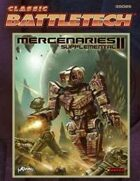 BattleTech: Mercenaries Supplemental II