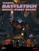 BattleTech: Quick-Start Rules: Classic BattleTech
