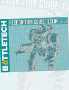 BattleTech: Recognition Guide: ilClan Vol. 9