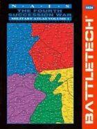 BattleTech: NAIS Fourth Succession War Military Atlas, Volume 1