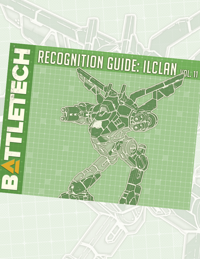 Recognition Guide: ilClan Vol. 11