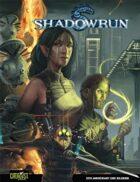 Shadowrun: 4th Ed. 20th Anniversary Core Rulebook