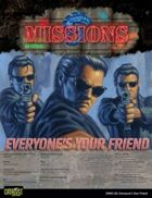 Shadowrun: Mission: 03-00: Everyone's your Friend
