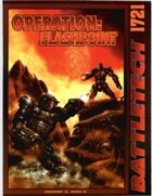 BattleTech: Operation: Flashpoint