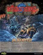 Shadowrun: Mission: 03-06: Jackknifed