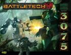 BattleTech: Technical Readout: 3075