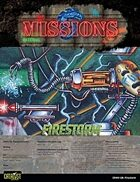 Shadowrun: Mission: 03-08: Firestorm