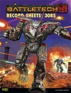 BattleTech: Record Sheets: 3085