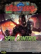 Shadowrun: Mission: 03-10: Spin Control