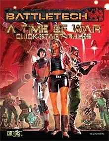BattleTech: A Time of War Quick-Start Rules