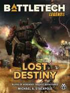 BattleTech Legends: Lost Destiny