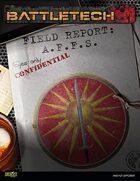 BattleTech: Field Report: AFFS