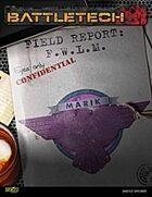 BattleTech: Field Report: FWLM