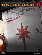 BattleTech: Field Report: The Clans