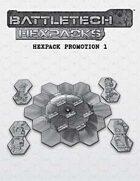 BattleTech: HexPacks: HexPack Promotion #1