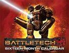 BattleTech: Sixteen Month Calendar (2012-2013)