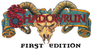 Shadowrun, 1st Edition