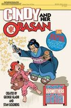 Cindy and Her Obasan:in Elvis and the Lost Halo