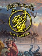 Deluxe Tunnels & Trolls Gamemaster Screen