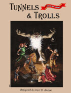 Tunnels & Trolls Rules 5th Editon