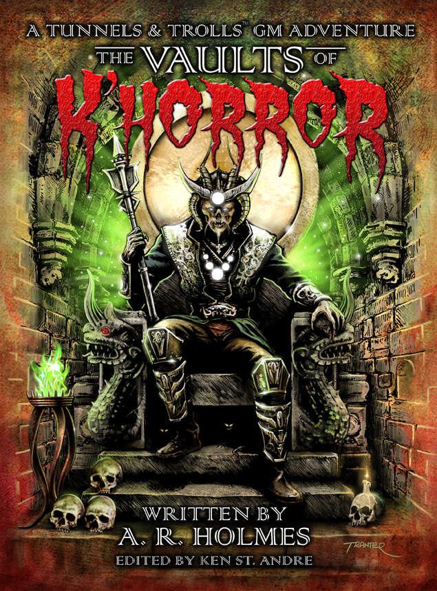 Vaults of K'Horror